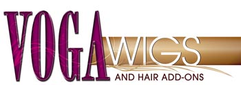 Voga Wigs and Hair Add-Ons Logo